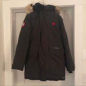 Canada Goose Authentic black Coat Men's XS